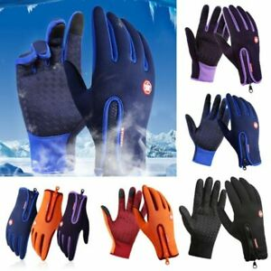 Waterproof Anti Slip Breathable Fishing Gloves Full Finger Durable Outdoor Bike