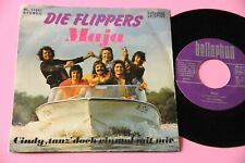 "DIE FLIPPERS 7"" MAJA ORIGINALE EX"
