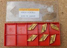 6 Qtà SANDVIK KNUX 16 04 05 L11 435 P35 PUNTE INSERTI 160405L11 KNUX160405L11