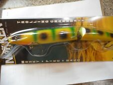 "Tackle Industries Nokken Trolling Crankbait Musky Pike 10""L Atomic Frog"