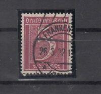 DA7851/ GERMANY REICH – MI # 177 USED – CV 315 $