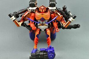 Transformers Beast Wars Rampage Transmetals
