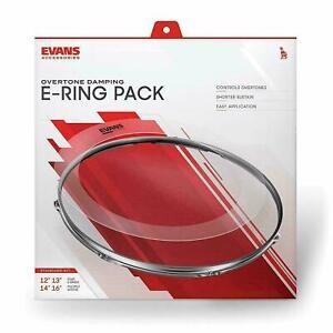 Evans E-Ring External overtone control - Standard Pack - ER-STANDARD