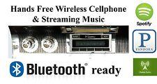 1967-1968 Cadillac AM FM Bluetooth & New Stereo Radio iPod USB Aux in, 300 watts