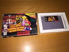 Super Mario RPG Super Nintendo SNES Game In Box No Manual