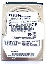 "655-1646B Toshiba APPLE MACBOOK 500GB 2.5"" LAPTOP HARD DRIVE HDD -108HD"