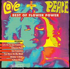 Love + Peace-Best Of Flower Power/CD-Top-stato