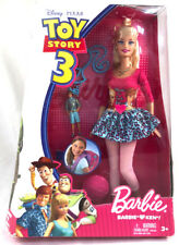 Disney Pixar Toy Story 3 Mattel Barbie Loves Ken Doll NRFB ***Damaged Box
