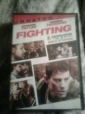 Unrated Fighting (DVD, 2009).