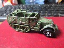 1974 Hot Wheels US Army AA 3/4 Ton Truck