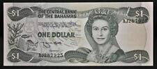 1984 (ND) Bahamas One Dollar Note UNC