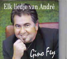Gino Fey-Elk Liedje Van Andre cd single