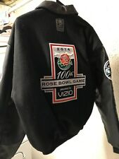 2014 Rose Bowl Leather Jacket- Limited edition of 100- MSU vs Stanford