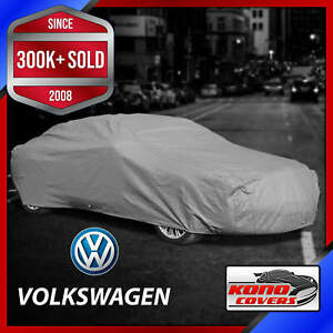 VOLKSWAGEN [OUTDOOR] CAR COVER ✅ All Weather ✅ Waterproof ✅ Best ✅ CUSTOM ✅ FIT