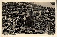 Arnhem Arnheim Niederlande Nederland Gelderland ~1930 Kerk Kirche Luftbild Dom