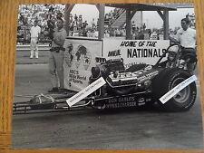 Don Big Daddy Garlits 8x10 Nhra Swamp Rat Xi 1967 Top Fuel Wynn's Charger