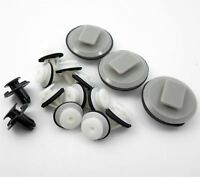 Full Set of Plastic Trim Clip Fittings for One Single Side Skirt