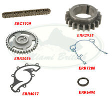 LAND ROVER TIMING CHAIN SET KIT DISCOVERY I RANGE 95-99 ROV0065 AFT