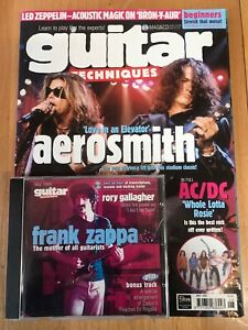 Guitar Techniques magazine & CD: May 1999