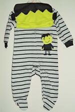 Carters Just One You Halloween Monster Infant Sleeper (SIZE 3 Months) NEW!