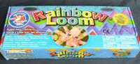 RAINBOW LOOM Official Crafting Loom Kit with Metal Hook & Bands creative gift