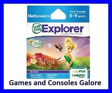 Leap Pad Ultimate, Leapster Explorer Disney Fairies Tinkerbell BNIP LeapPad