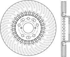 Disc Brake Rotor-C-TEK Standard Front Left Centric fits 07-11 Lexus GS350