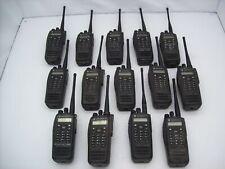 New ListingLot of 14 Motorola Xpr 6550 4W 403-470Mhz Uhf Handheld Radio w/ Antennas Working