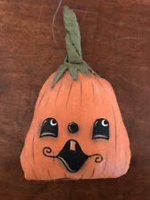 Bethany Lowe Robin Seeber Halloween Pumpkin Patch Ornament—Style 2–retired