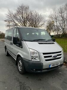Ford transit 9 seater tourneo mini bus only 86.000 miles