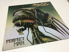 Vinyl Rage Perfect Man LP Record (EX/EX) 1988