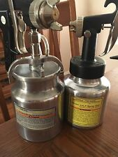 2 Central Pneumatic Paint Spray Gun Model 43760 New & 98241 Used