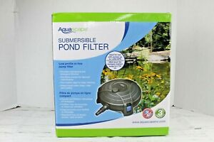 Aquascape Submersible Pond Filter Model 95110 Use with pumps up to 1,250 GPH New