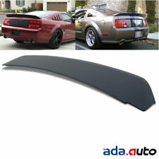 Ducktail Style Rear Trunk Spoiler for 2005-2009 Ford Mustang GT500 Black