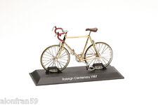 Kollektion Fahrrad 1:15 Raleigh Centenary 1987 Diecast BIC010
