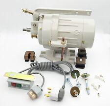 Máquina de coser Motor De Embrague Encendido/apagado de perno de montaje de Goma 2850 Rpm 220 V