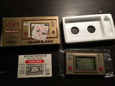 Parachute - Ji.21 Game And Watch Nintendo Wild Screen COMPLET -Fonctionnel
