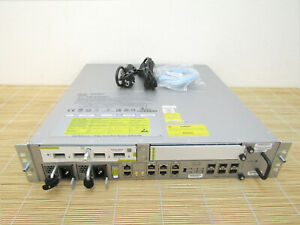 Cisco ASR-9001 ASR 9001 Router with 4 x 10 GE 2xPSU 120Gbps A9K-MPA-4x10GE
