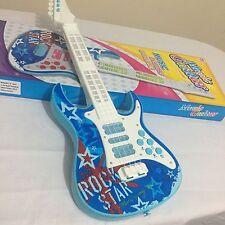 Guitarra Acústica De Niños Niño Niño Plástico Instrumento Musical Juguete