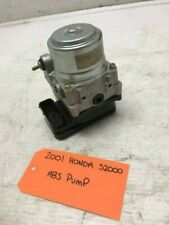 2001 HONDA S2000 AP1 OEM ABS ANTI LOCK BRAKE PUMP MODULE 5710552A 00 01 02 03