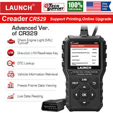 LAUNCH X431 CR529 Automotive Tool OBDII Code Reader Scanner Diagnostic Service
