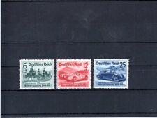 Germany1939  Mi  686-688 car MLH 17.-Eu