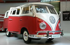 VW Split Screen T1 Camper Campervan Van Maisto 1:24 Scale Diecast Detailed Model