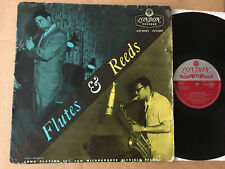 Flutes & Reeds   1955 UK  vinyl  Jazz  LP