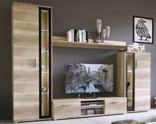 Wohnwand Jera Mediawand TV-Lowboard Standschrank Design Wohnzimmer TV-Möbel M24