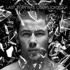 Nick Jonas - Last Year Was Complicated [CD]
