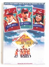 A League of Their Own FRIDGE MAGNET (2 x 3 inches) movie poster tom hanks