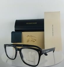 e6f79956b7c Brand New Authentic Burberry BE 2225 Eyeglasses 3001 Matte Black Frame 53mm