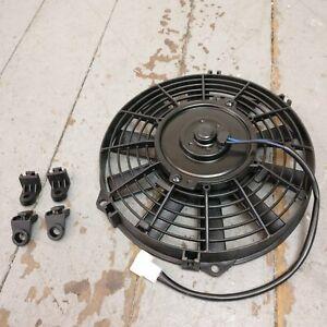 1989 - 2006 Mercedes 9 inch hi-performance cooling fan radiator push pull