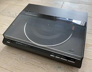 Grundig PS 6000 Vintage HiFi Direct Drive Plattenspieler aus Nachlass